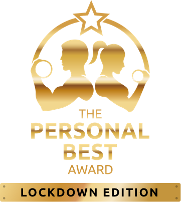 The Personal Best Award