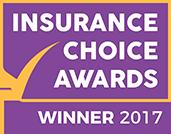 Insurance Choice Awards Winner