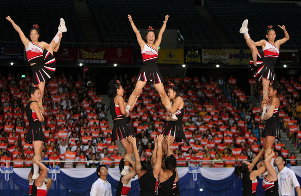 Image result for cheerleading uk