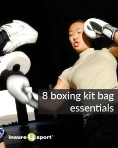 boxing equipment Minnesota National Guard