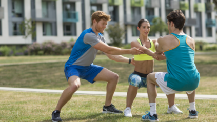 outdoor fitness classes guide