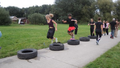 outdoor fitness classes personal trainer's guide