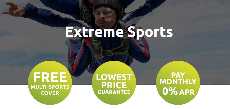 Extreme Sports USP image