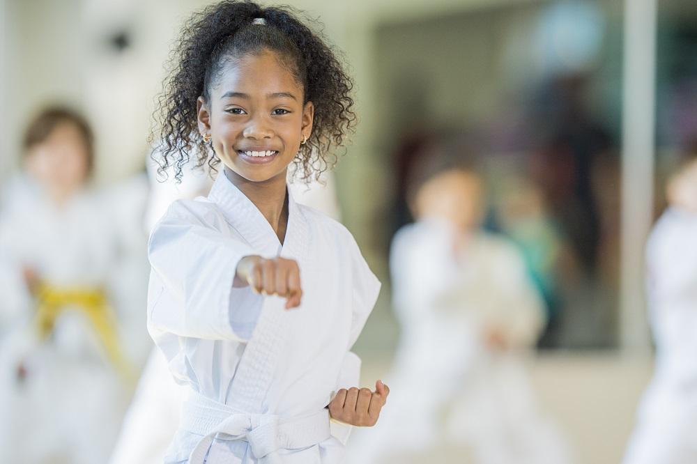 martial arts for children
