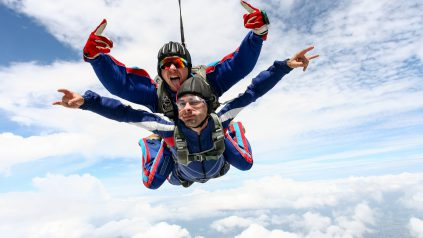 how to become a skydiving instructor