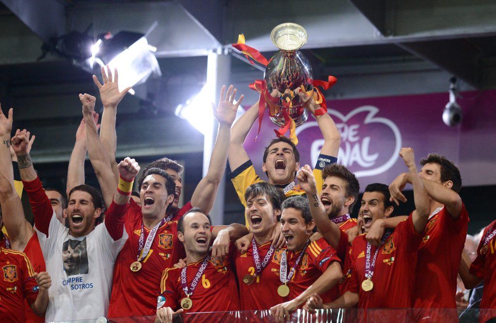 past euros winners