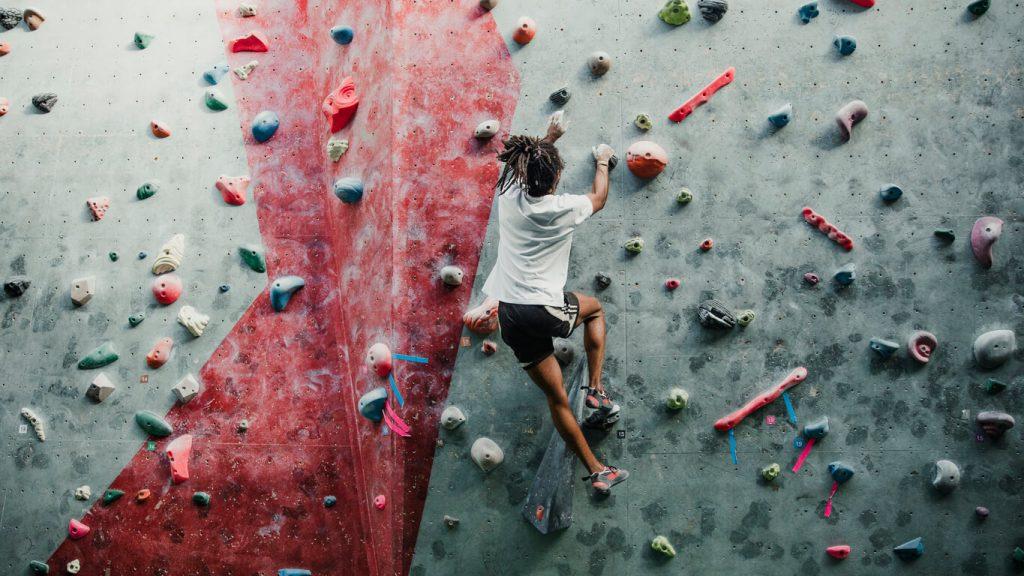 rock climbing tips for beginners