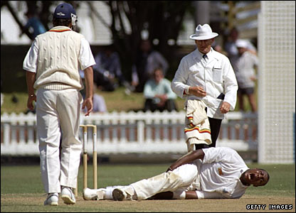 cricket injury