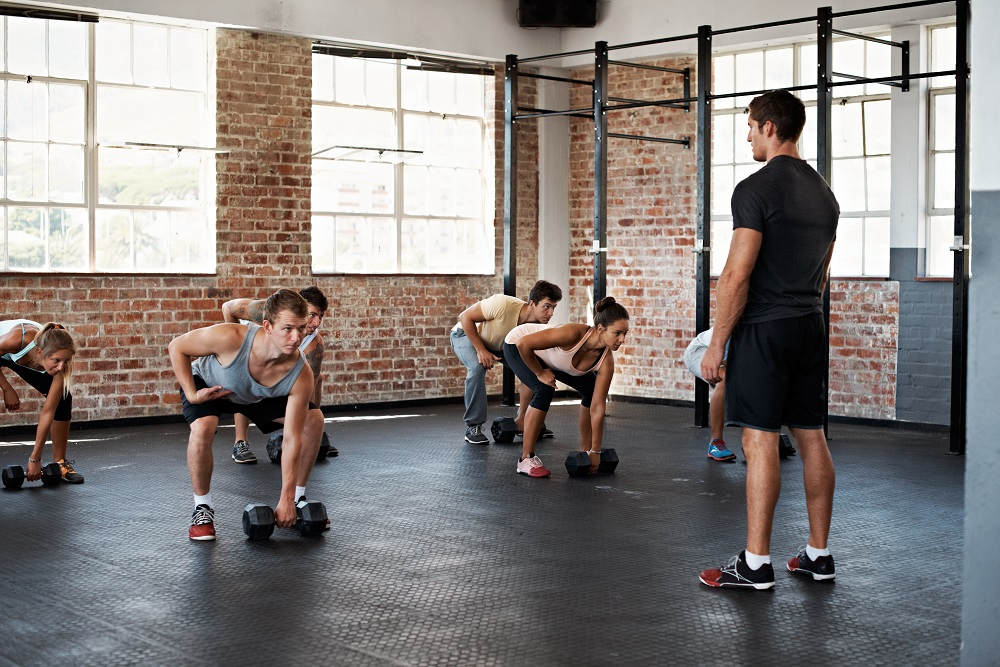 personal trainer charge